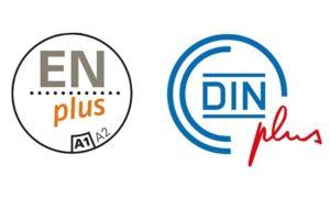 Wszystko o certyfikatach pelletu DIN Plus i EN Plus